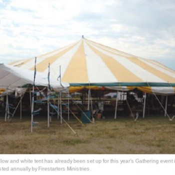 2009 Gathering Tent
